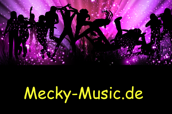 Partytime mit Mecky-Music
