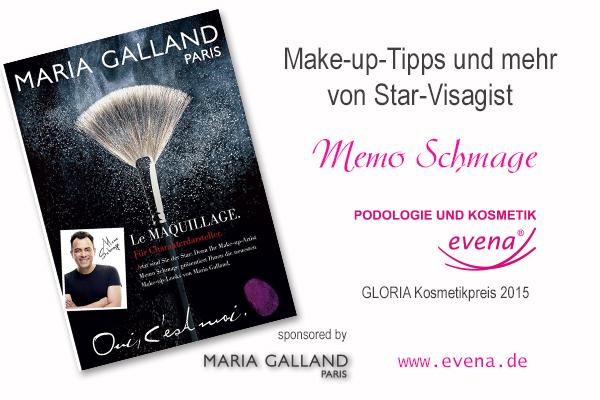 evena • 2015 mit dem GLORIA Kosmetikpreis ausgezeichnet